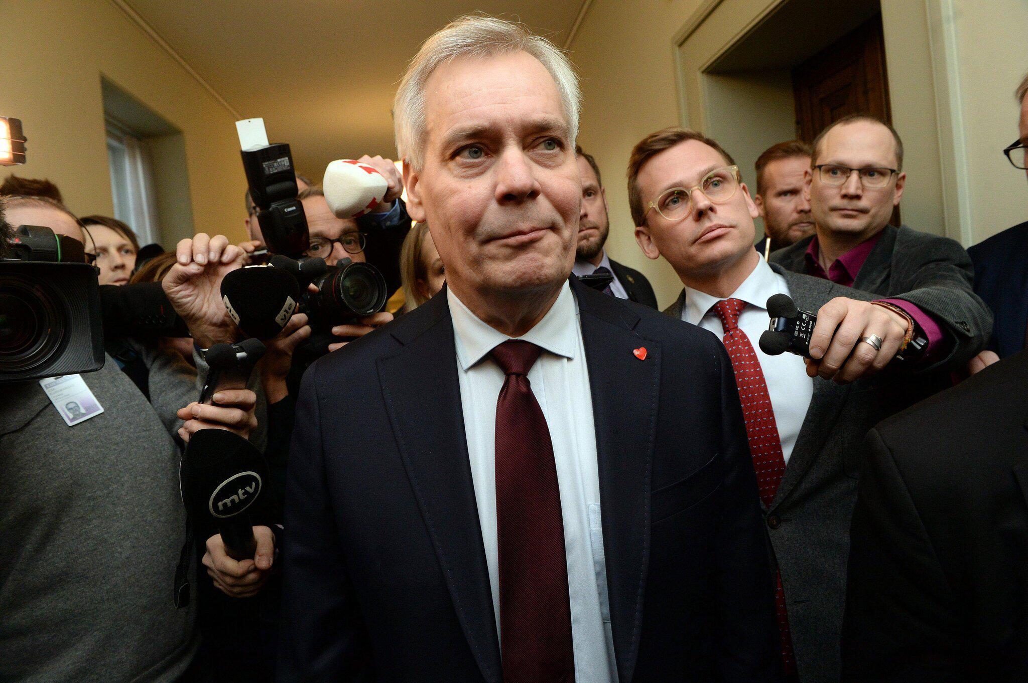 Bild zu Regierungskrise in Finnland