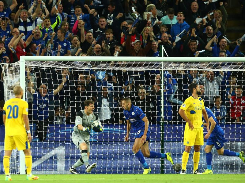 Bild zu Leicester City - FC Porto