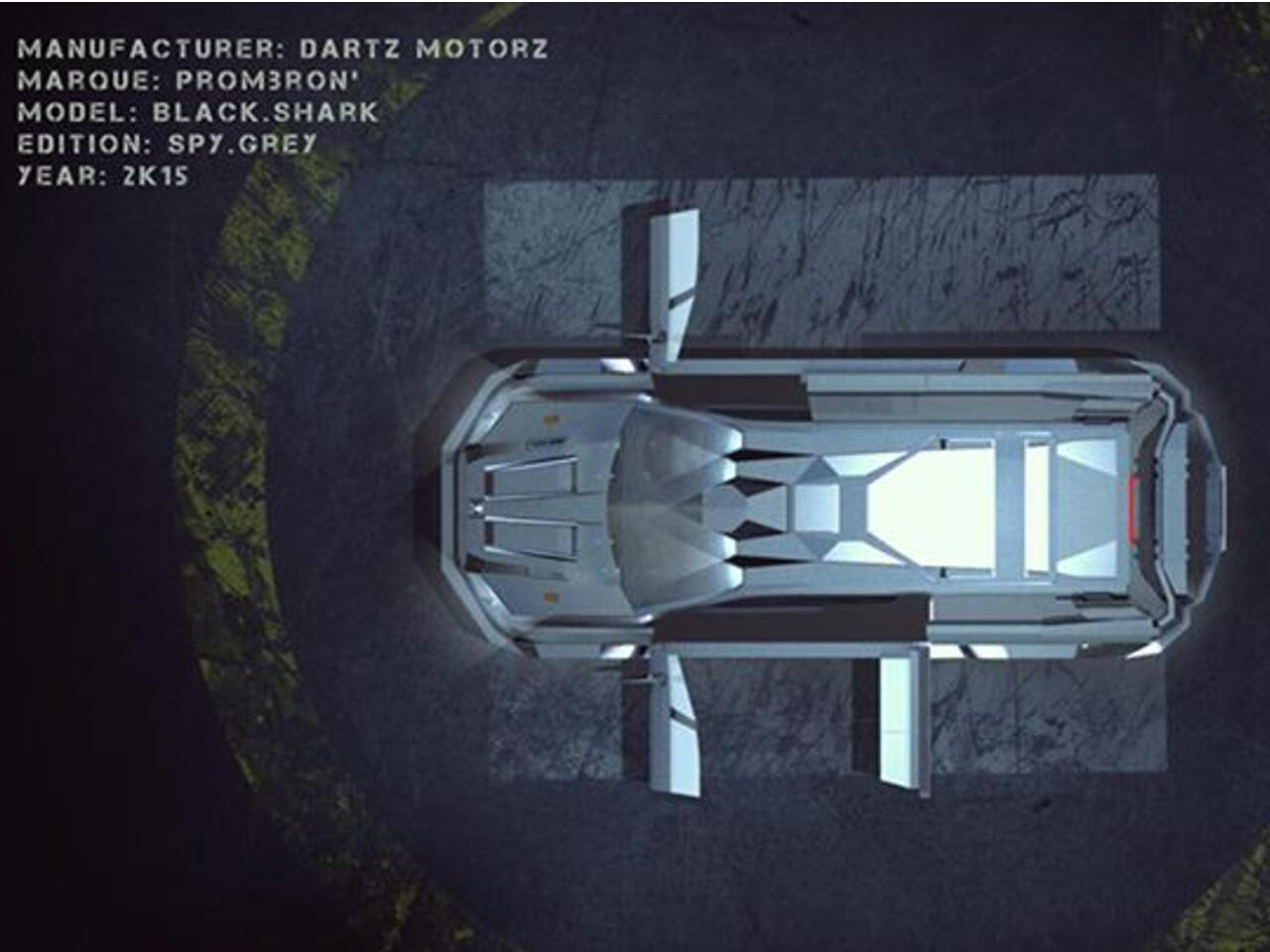 Bild zu Dartz Mercedes GL 63