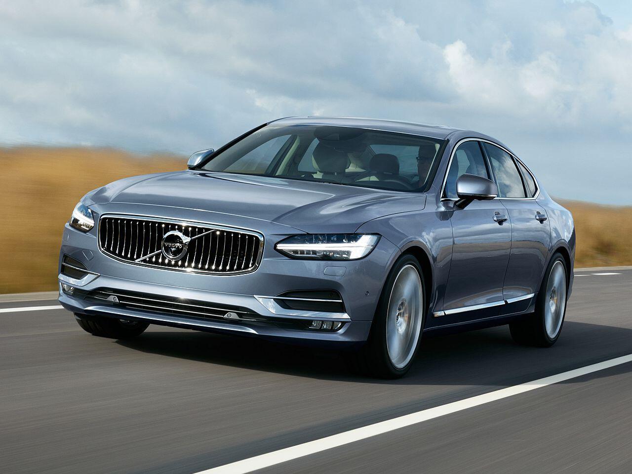 Bild zu Volvo S90