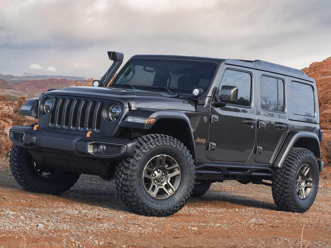 Bild zu Jeep J-Wagon Concept