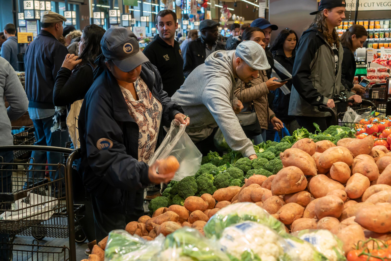 Bild zu Supermarkt, USA