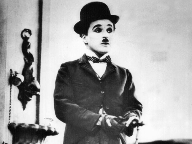 Bild zu Charlie Chaplin
