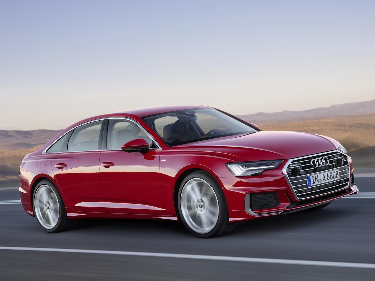 Bild zu Audi A6 Sedan