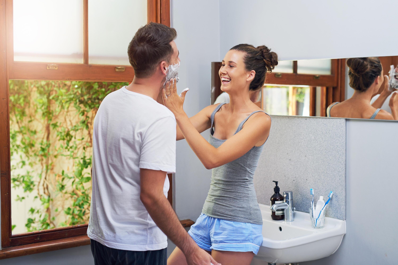 Bild zu Rasierer, elektrisch, Rasur, Damen, Herren, Bestseller, Trimmer, Styleraufsatz, Trockenrasur