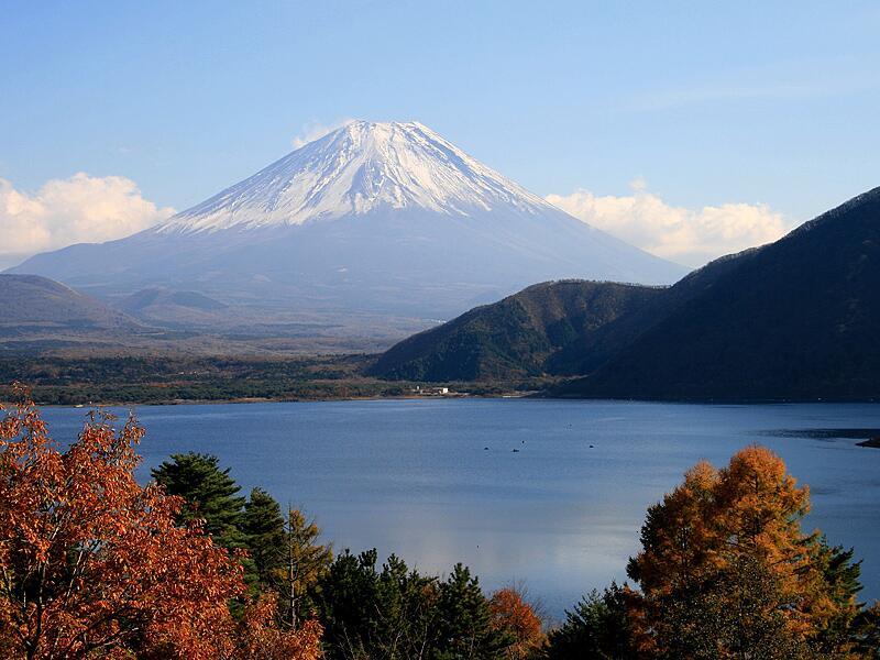 Bild zu Mount. Fuji