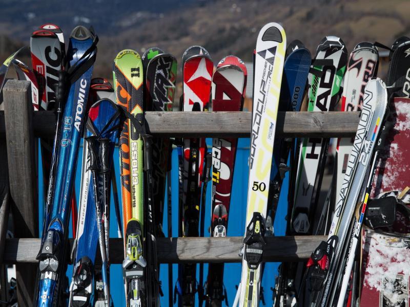 Bild zu Gebrauchte Ski