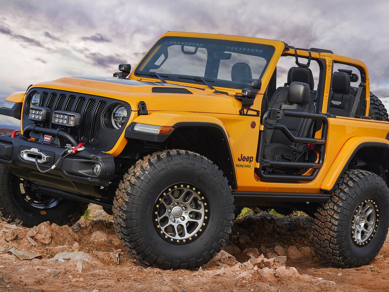 Bild zu Nacho Jeep Concept