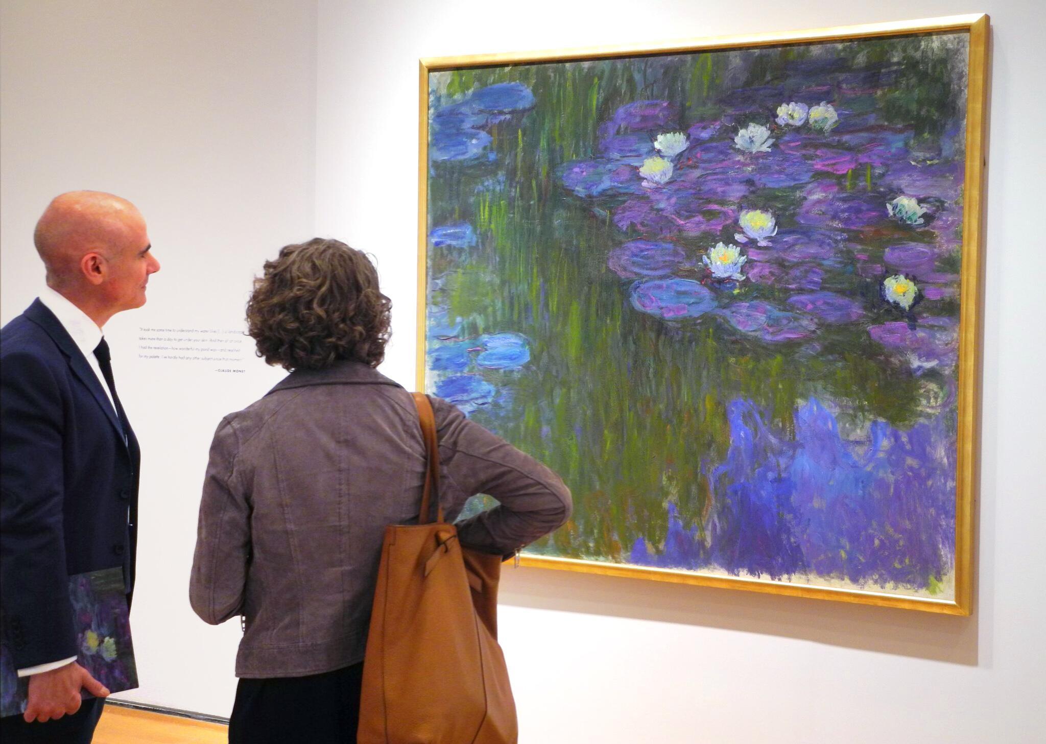 Bild zu Auction of the Art Collection of David Rockefeller