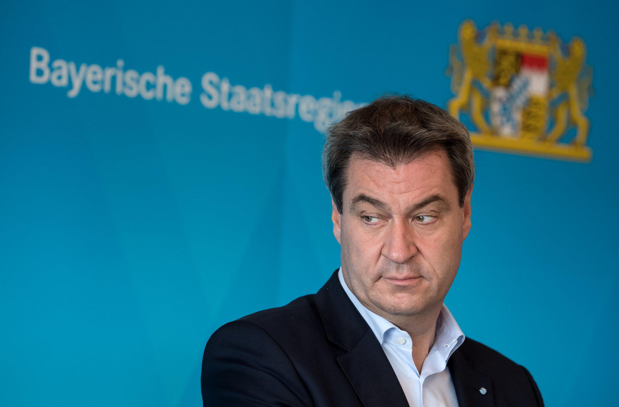Bild zu Kabinettssitzung in Bayern