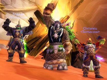 Bild zu Ruhmreiche Helden der Gilde Tomacow in World Of WarCraft