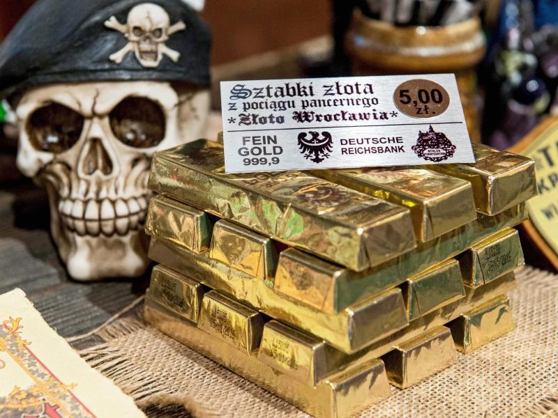 Bild zu Schokoladen-Gold