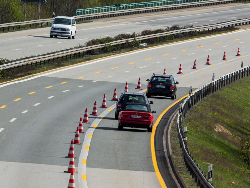 Bild zu Baustelle auf Ostseeautobahn