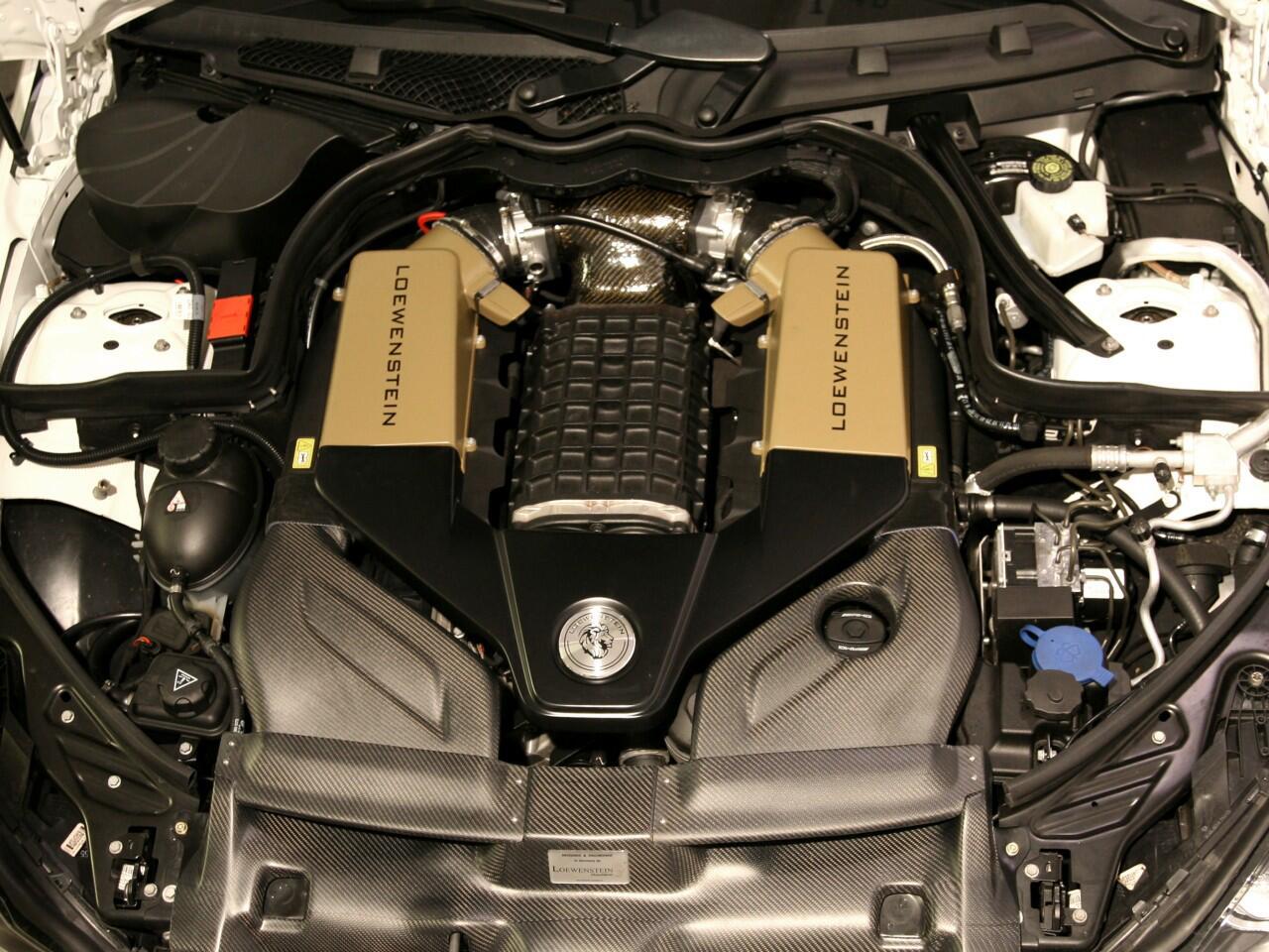 Bild zu Mittels Kompressor-System kitzelt Lowenstein 702 PS und 883 Nm aus der C-Klasse