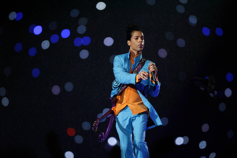 Bild zu Überwachungsvideo von Prince