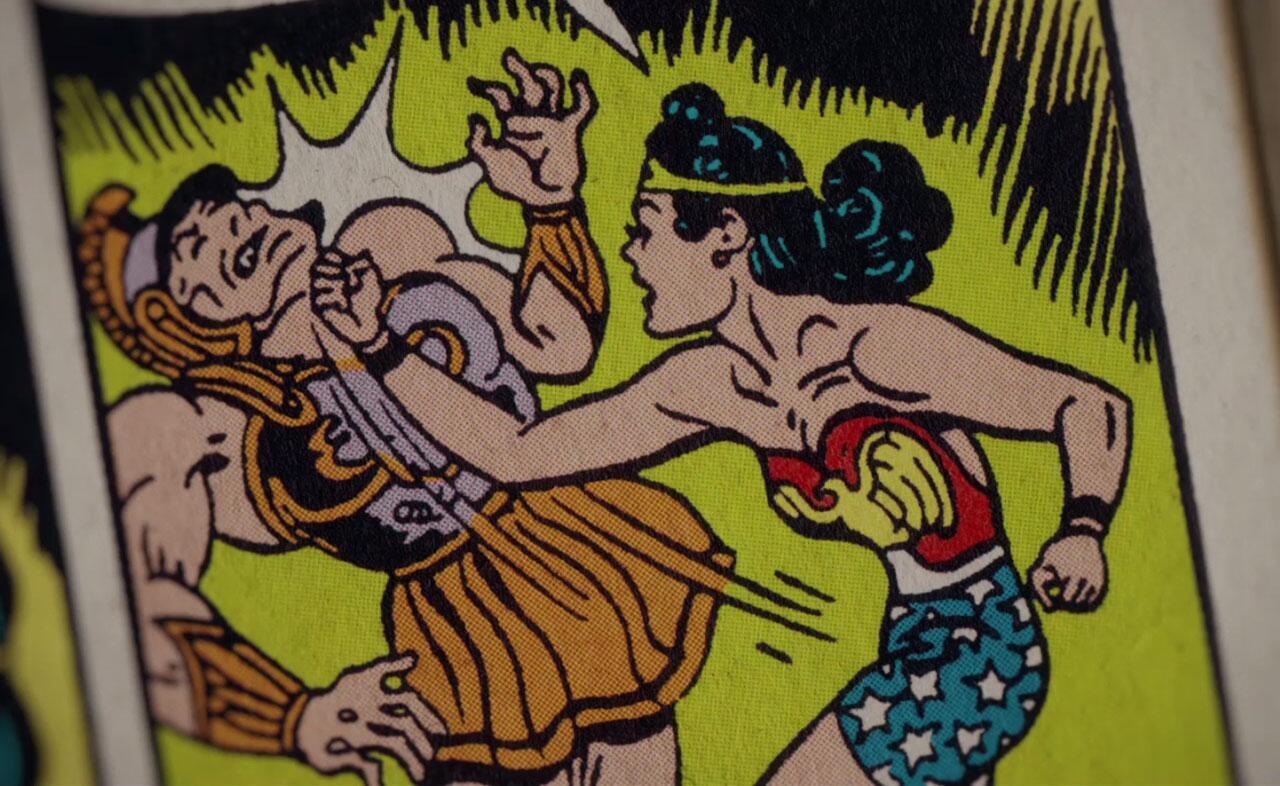 Bild zu WonderWoman 2