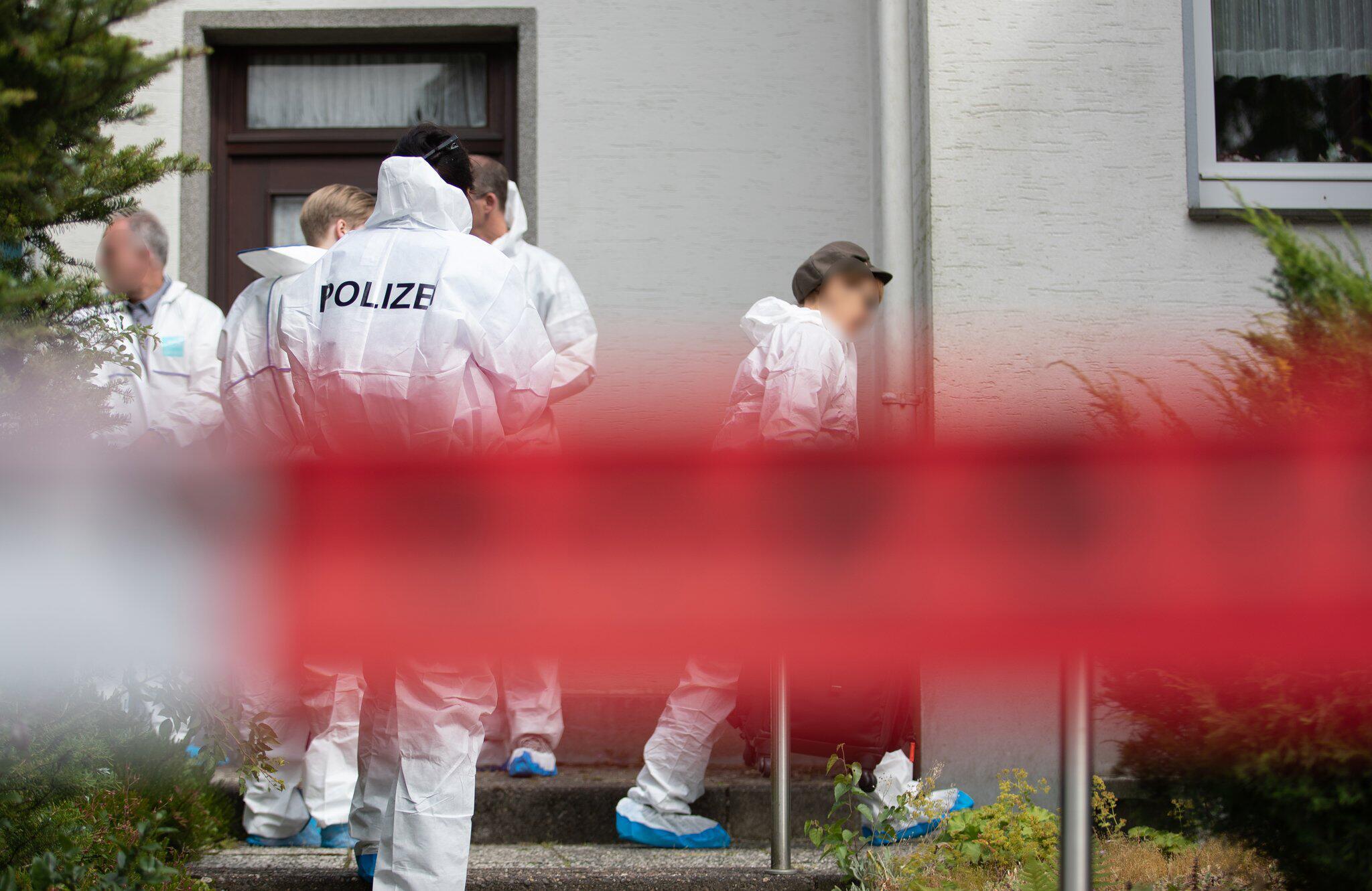Bild zu Drei Tote in Haus in Werther bei Bielefeld gefunden