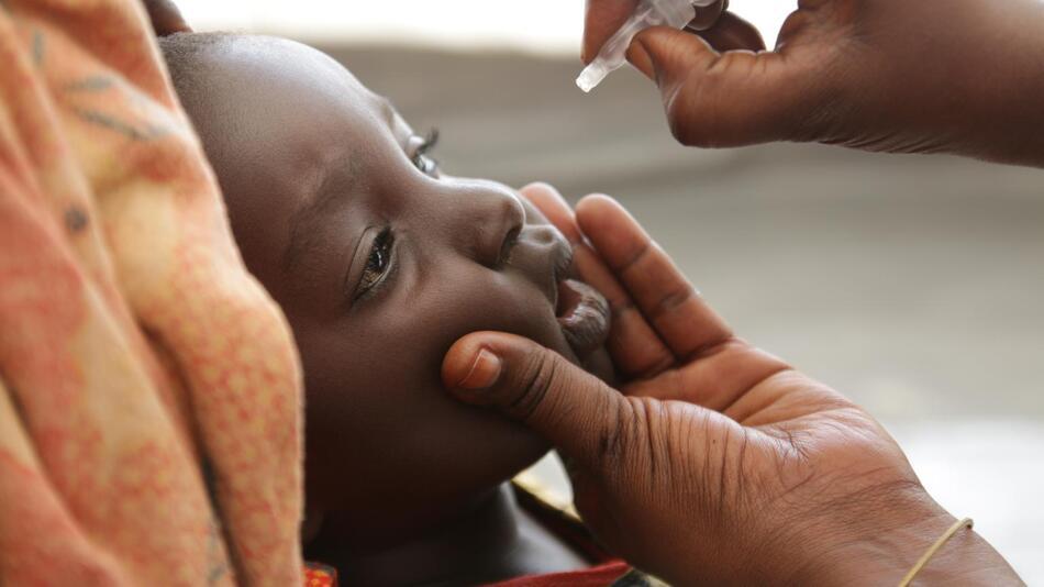 Welt-Polio-Tag, Kinderlähmung, Impfungen