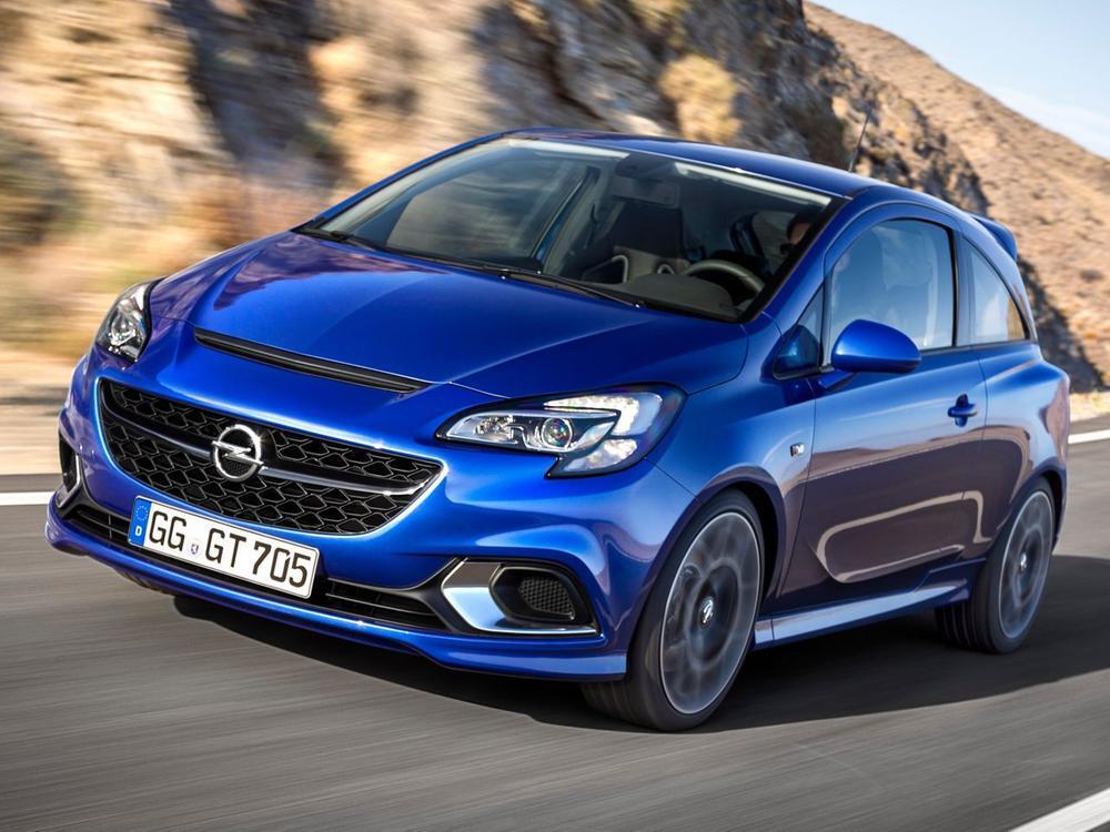 Bild zu Opel Corsa Dreitürer