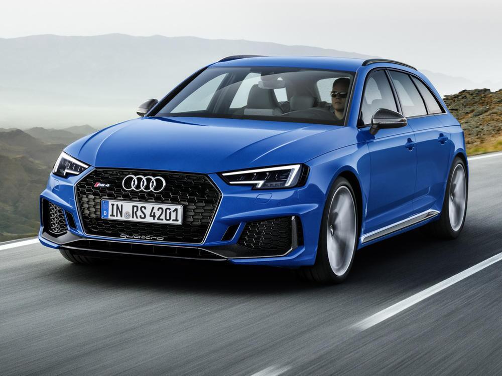 Bild zu Audi RS 4 Avant