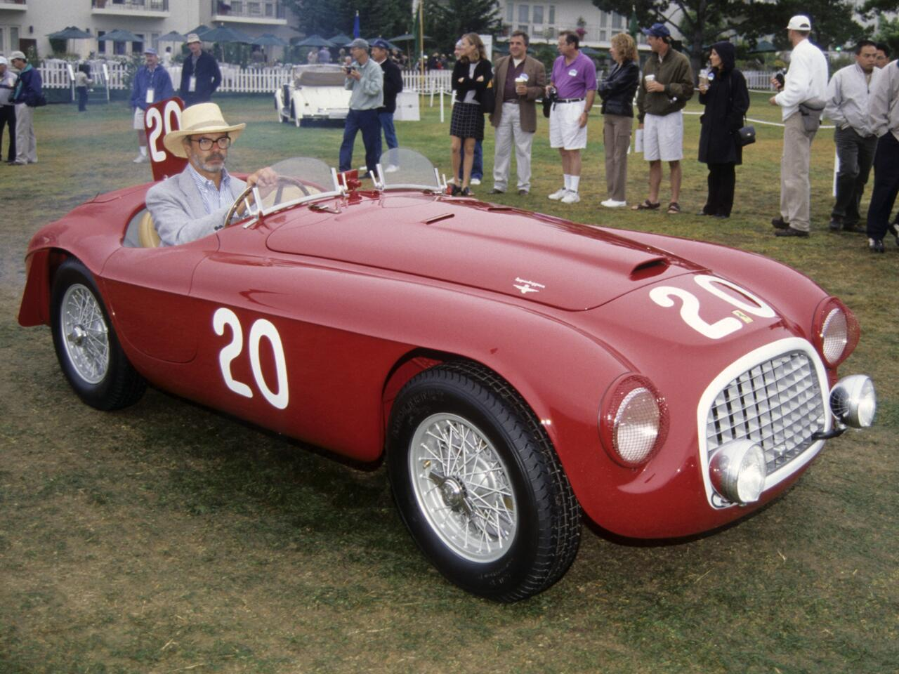 Bild zu Ferrari 166 MM Touring Barchetta