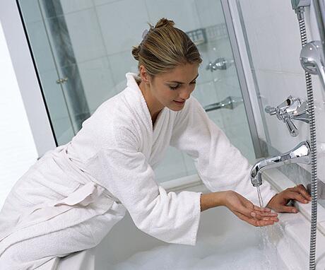 Bild zu Badewanne