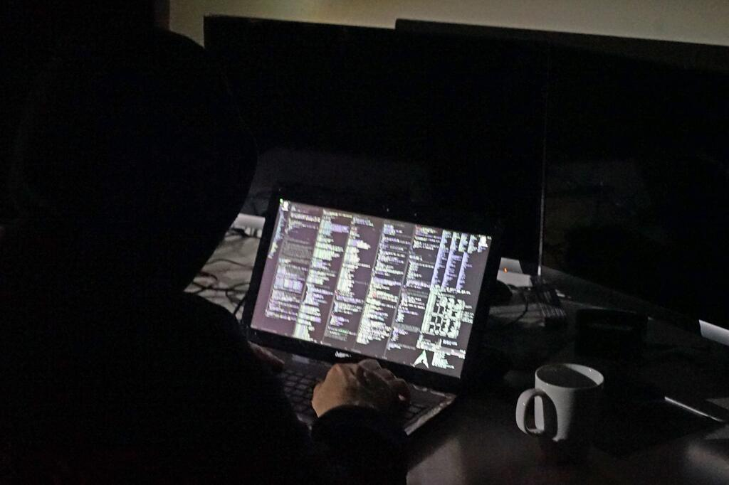 Programmcode auf einem Computer