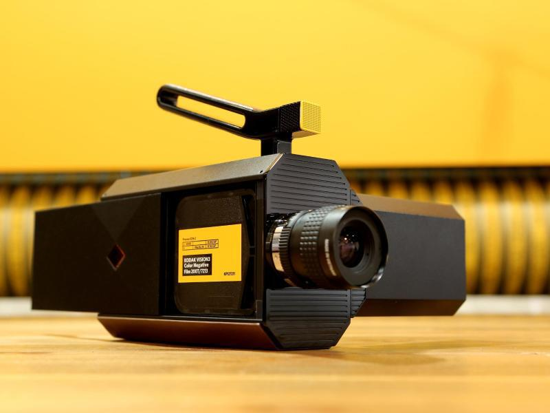 Bild zu Kodak belebt den Super-8-Film wieder