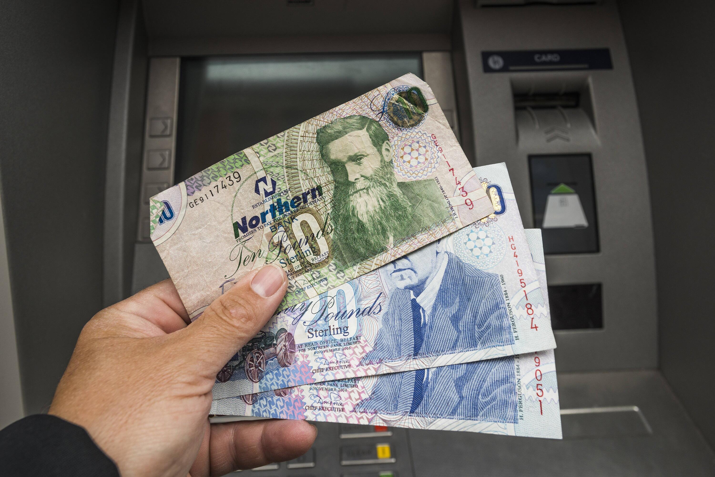 Bild zu Pfund Noten