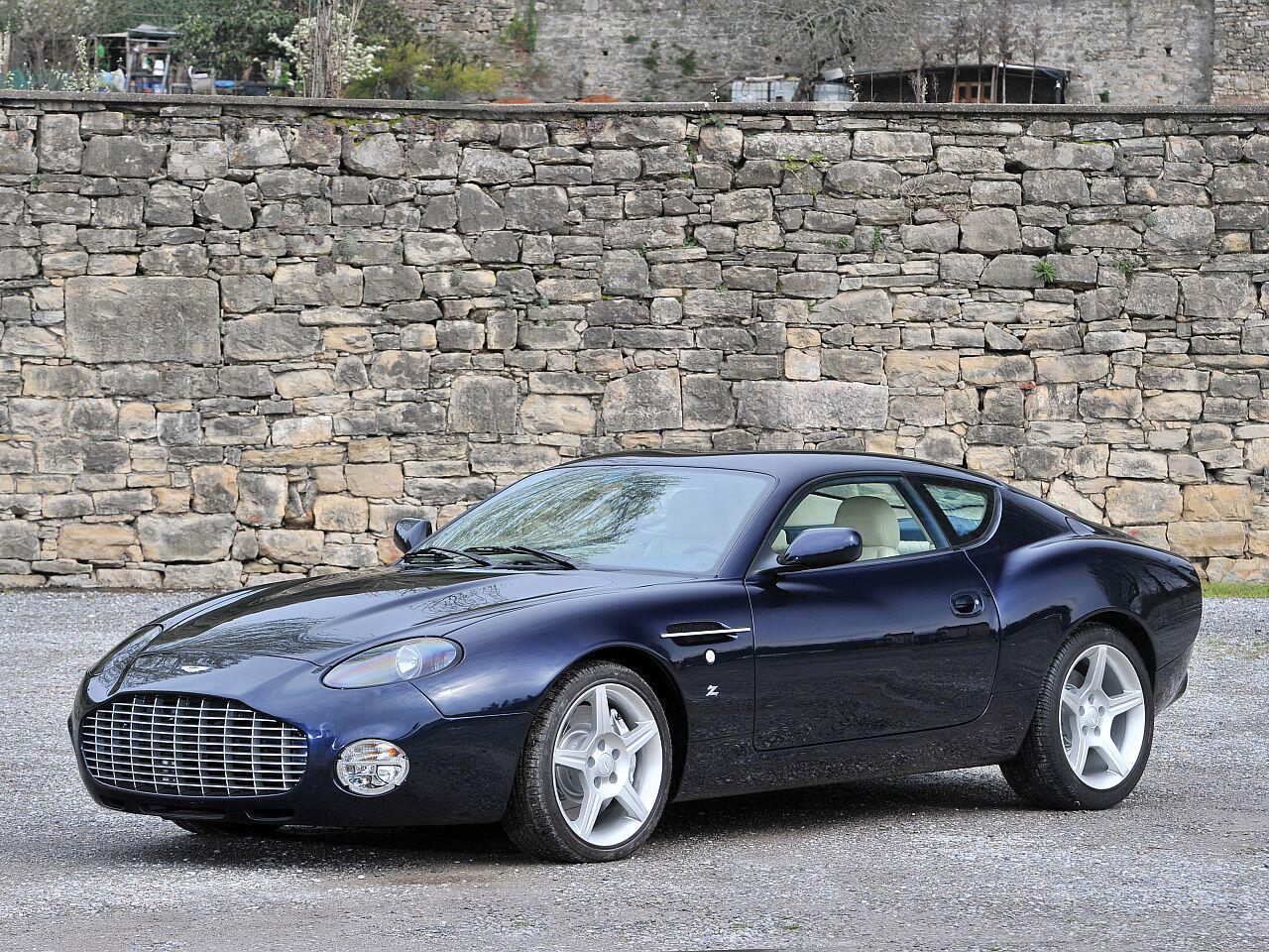 Bild zu Aston Martin DB7 Zagato