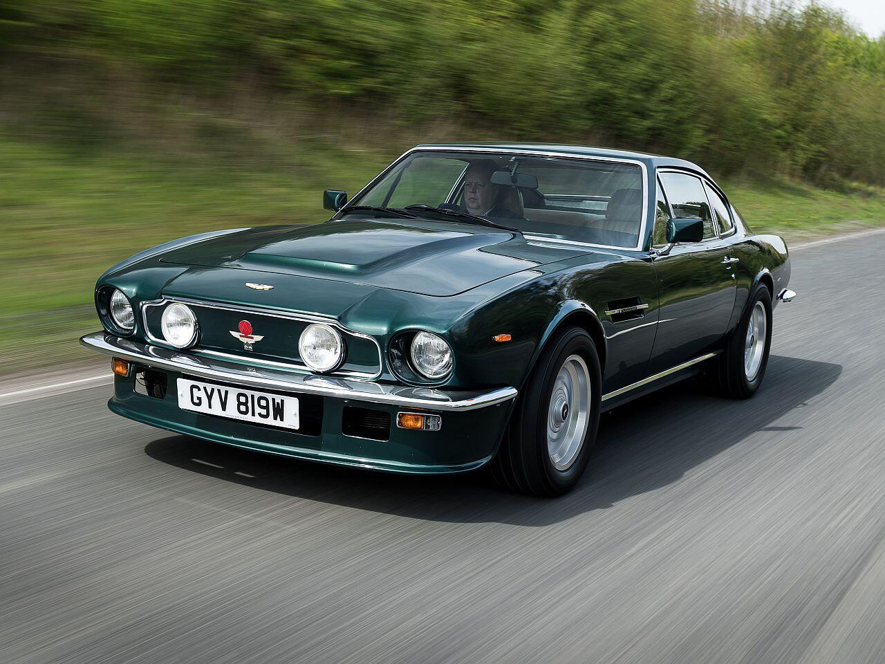 Bild zu Aston Martin V8 Vantage