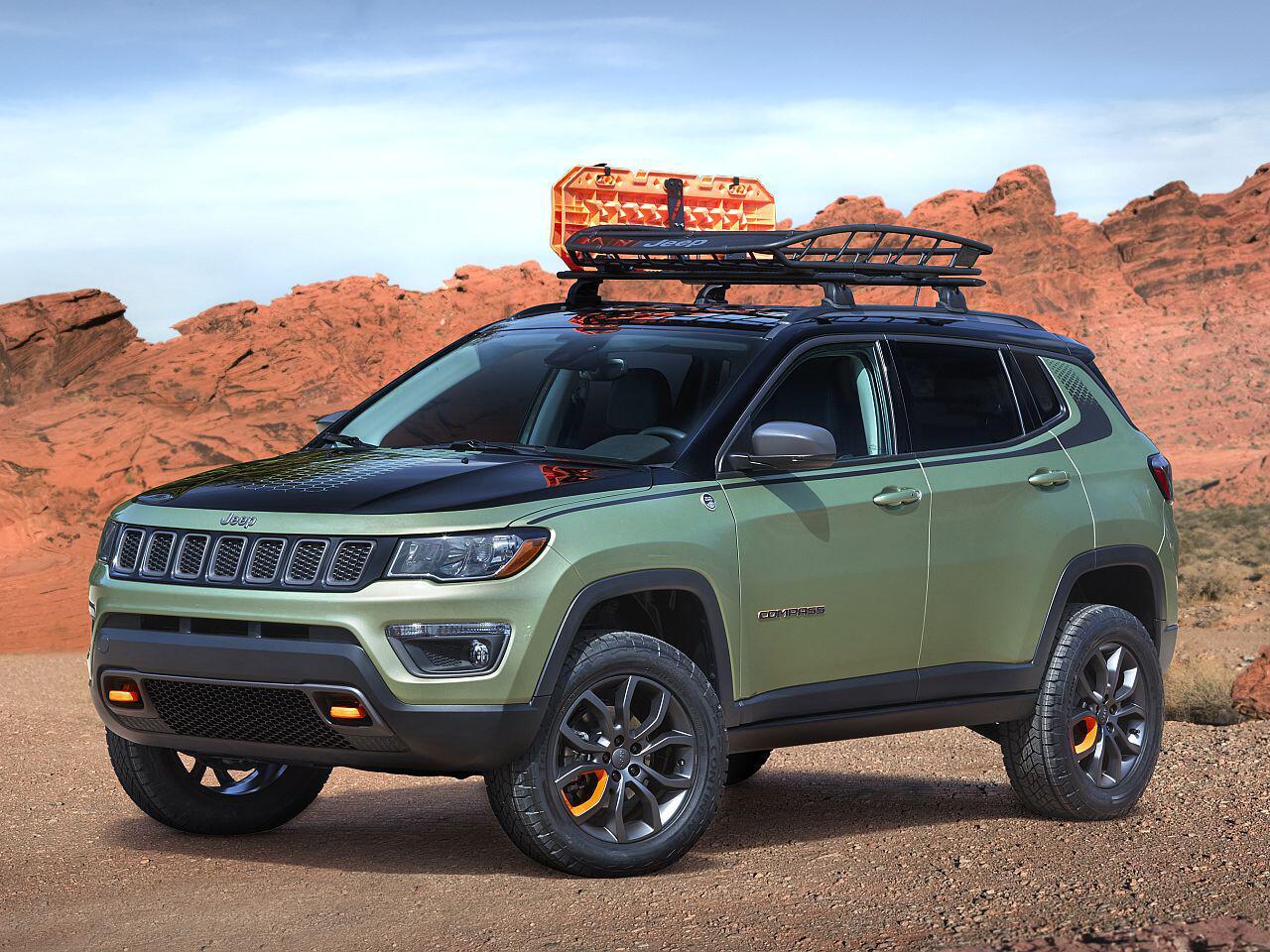Bild zu 2017 Jeep Trailpass