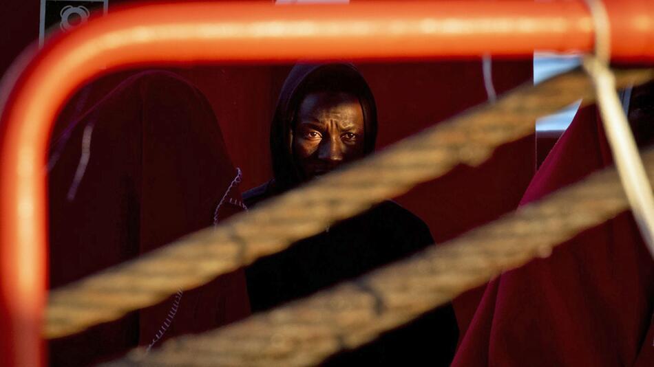 Flüchtlinge an der spanischen Küste