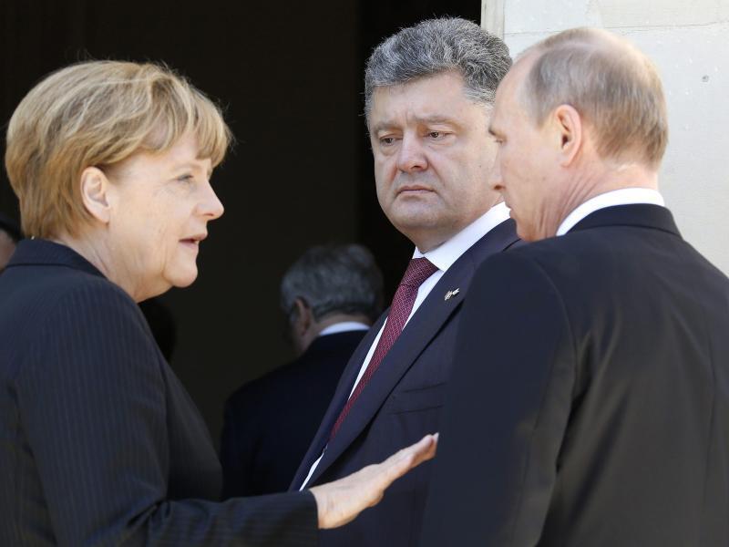 Bild zu Ukraine-Gipfel in Minsk geplant