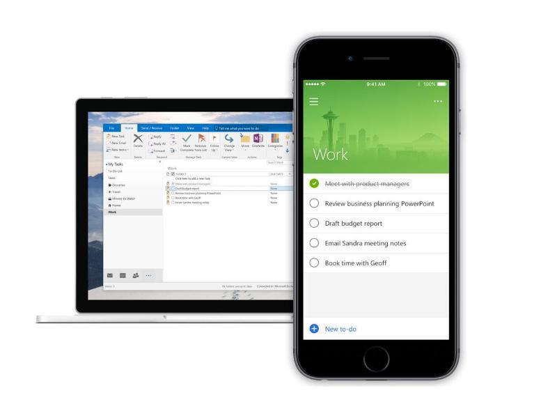 Bild zu To-Do von Microsoft