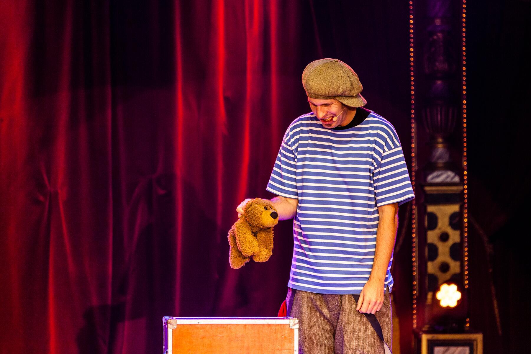 Bild zu Beatboxer