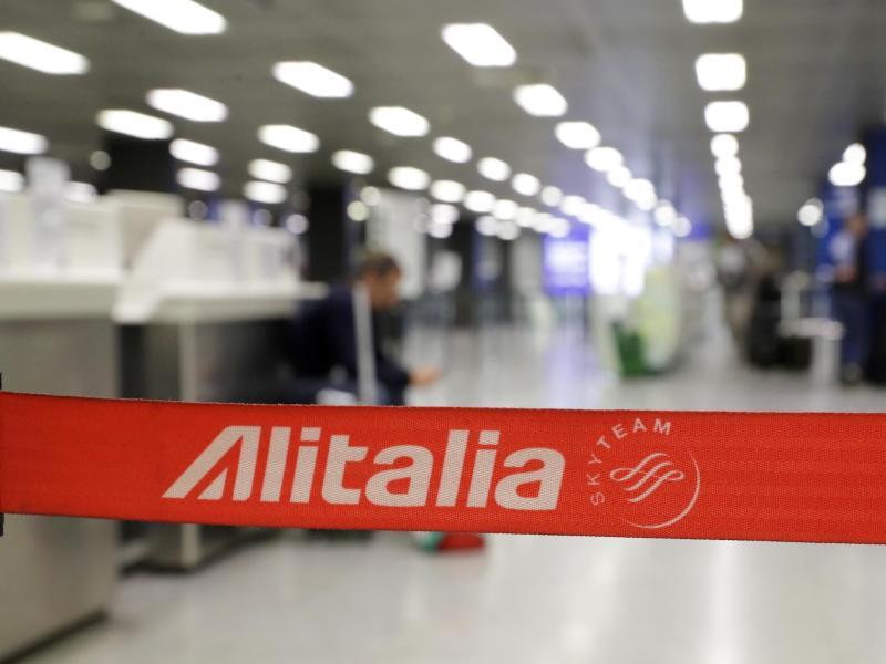 Bild zu Alitalia