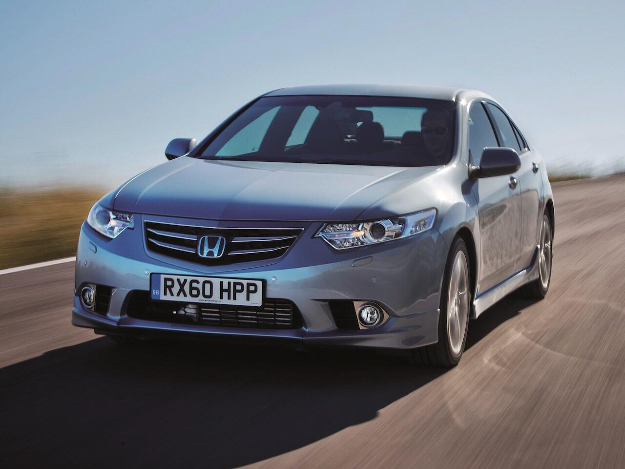 Bild zu Platz 4: Honda Accord