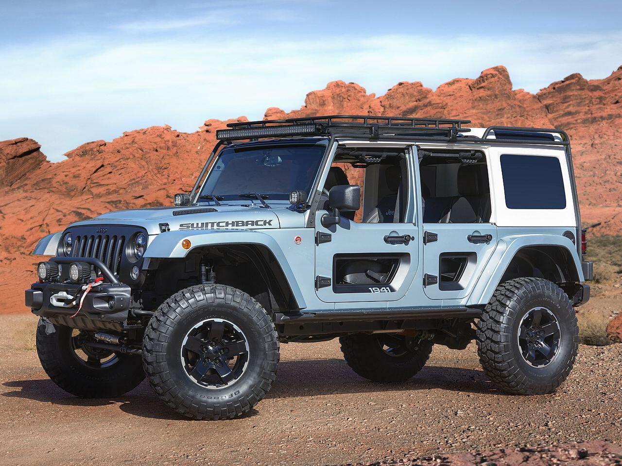 Bild zu 2017 Jeep Switchback