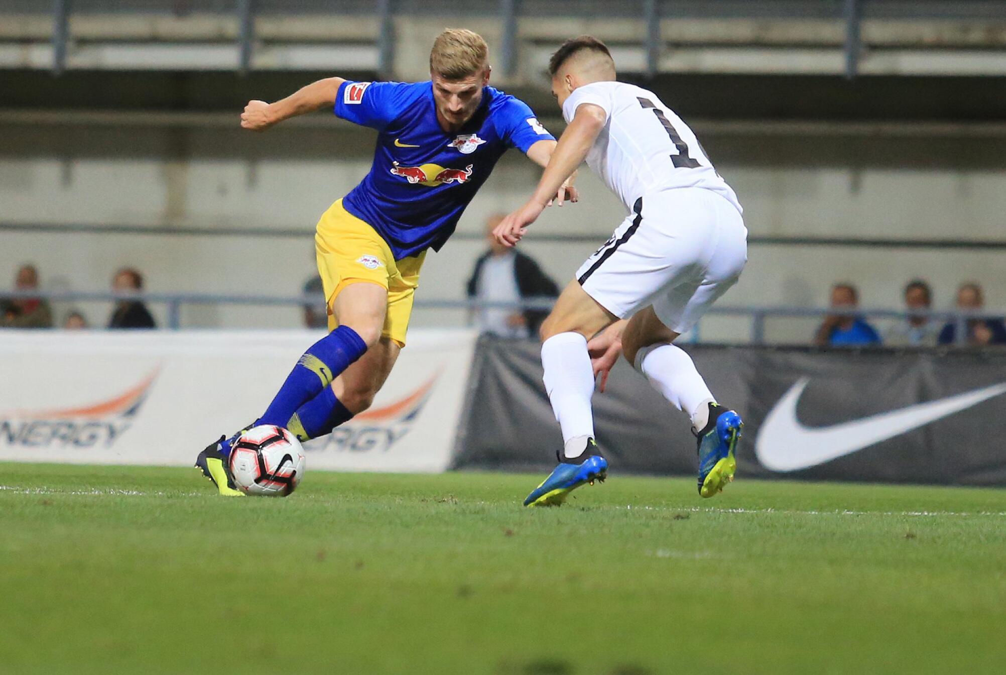 Bild zu FK Sorja Luhansk - RB Leipzig
