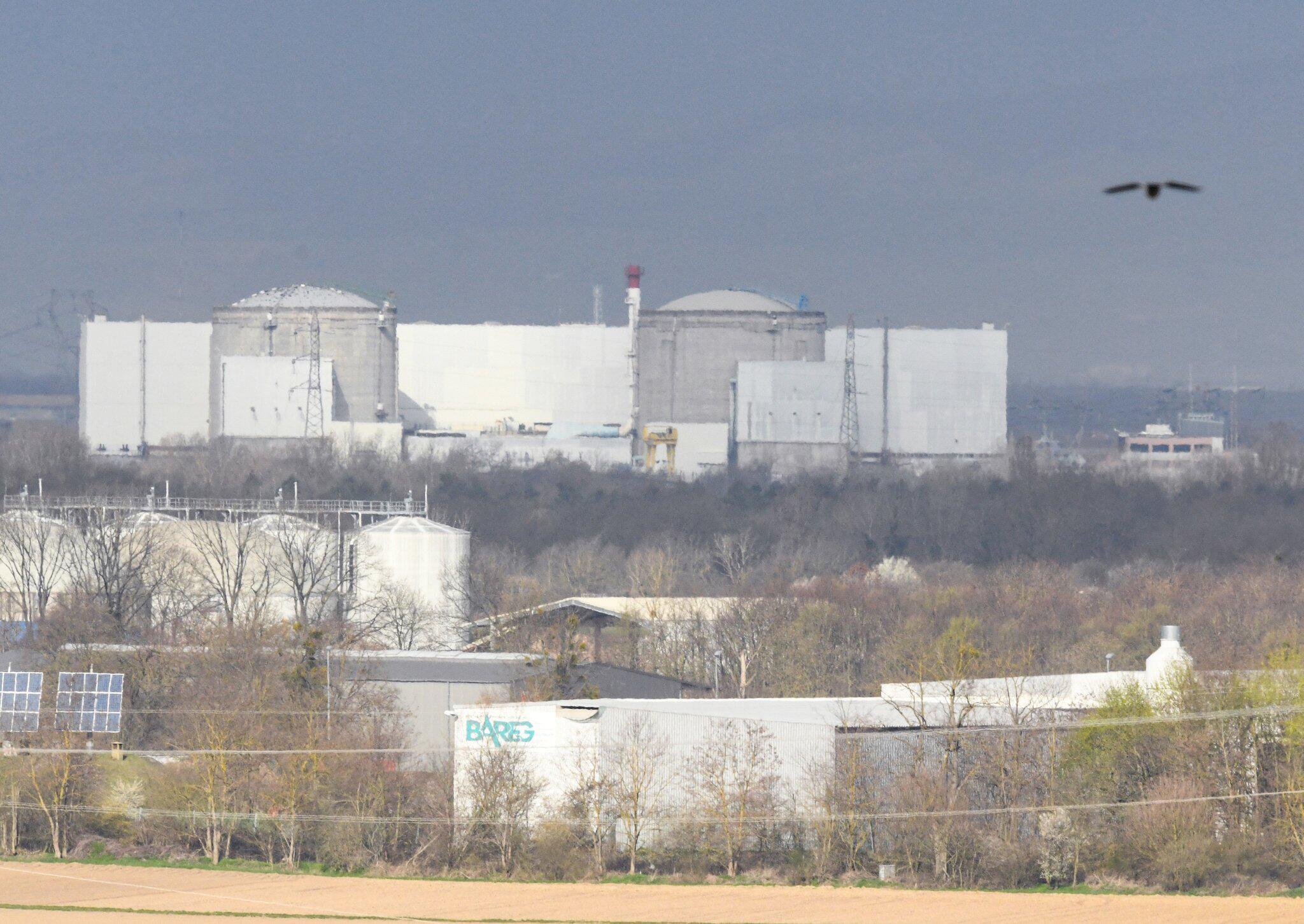 Akw Fessenheim : Pannen-Kernkraftwerk wird im Sommer 2020 geschlossen