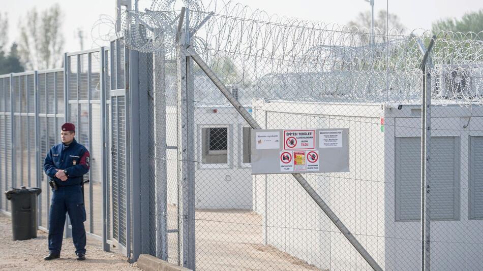 EuGH urteilt über ungarische Transitlager für Asylbewerber