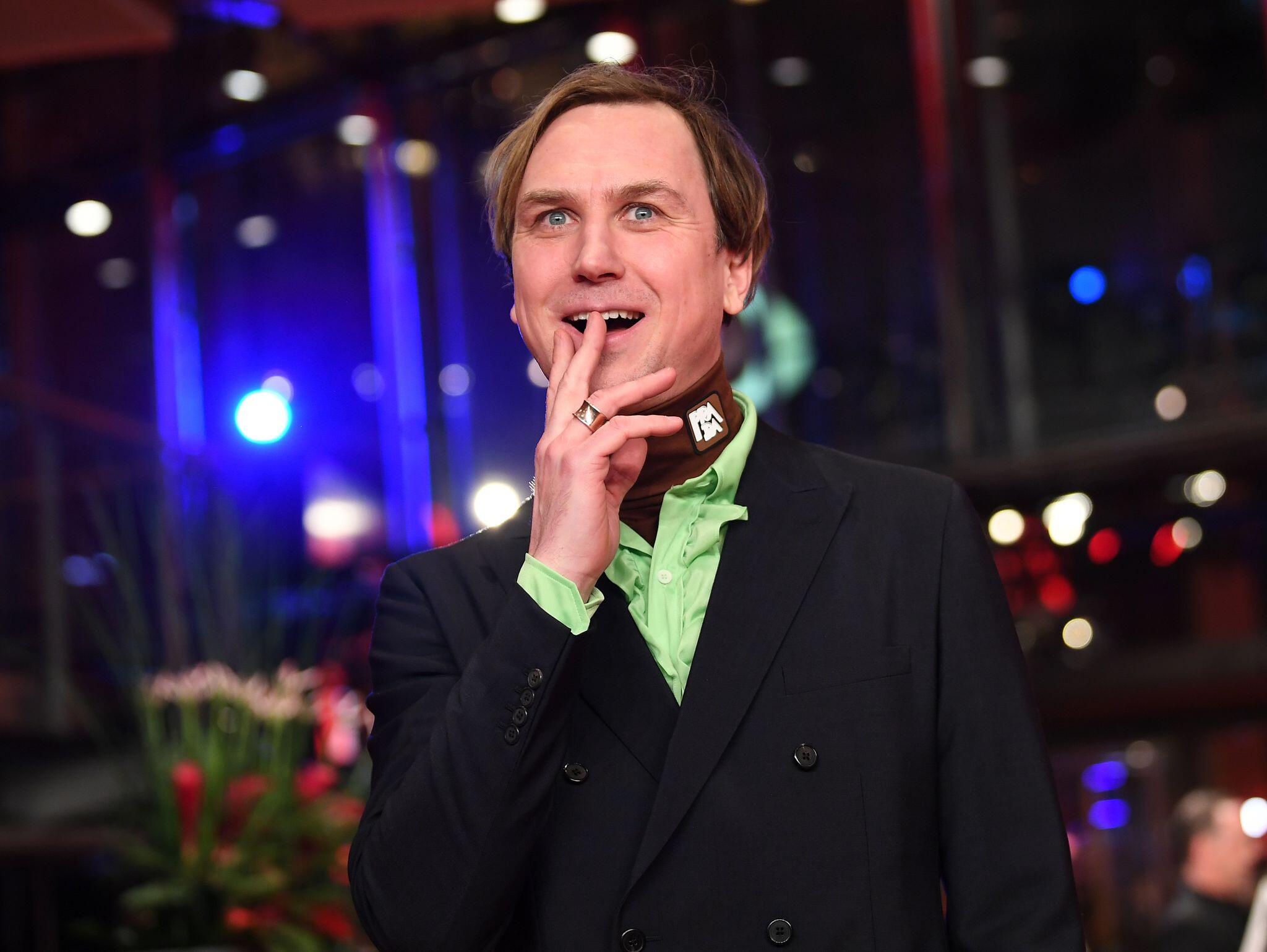Bild zu Schauspieler Lars Eidinger