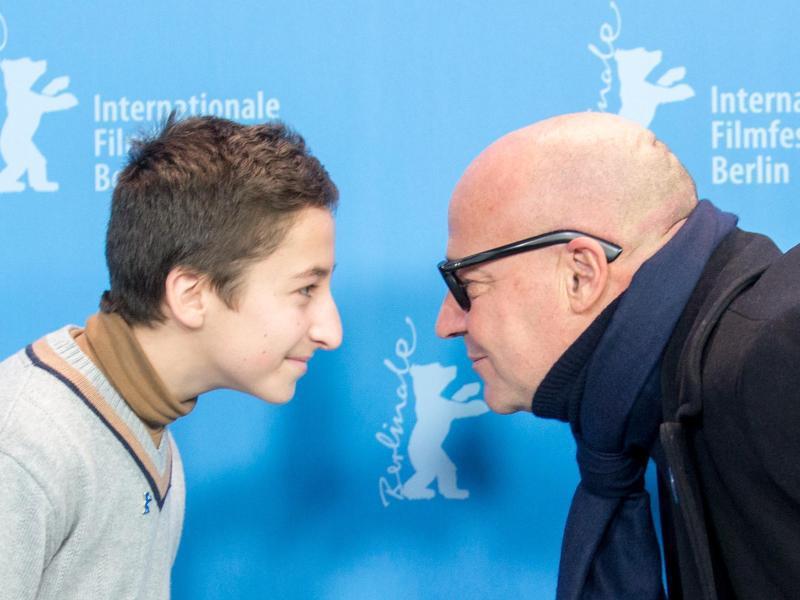 Bild zu 66. Berlinale - Fuocoammare
