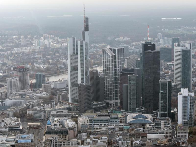 Bild zu Skyline Frankfurt am Main