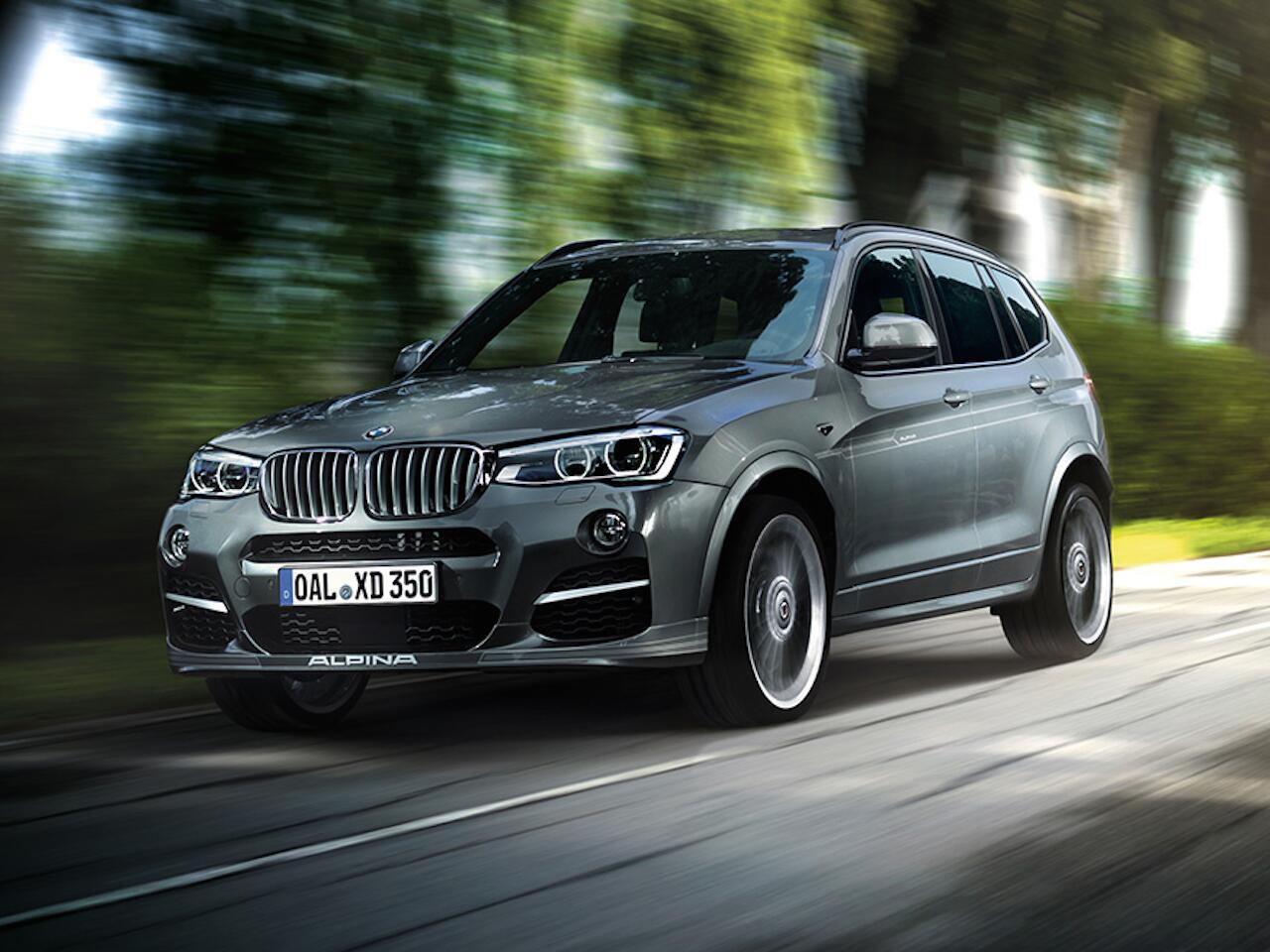 Bild zu BMW Alpina XD3 Biturbo