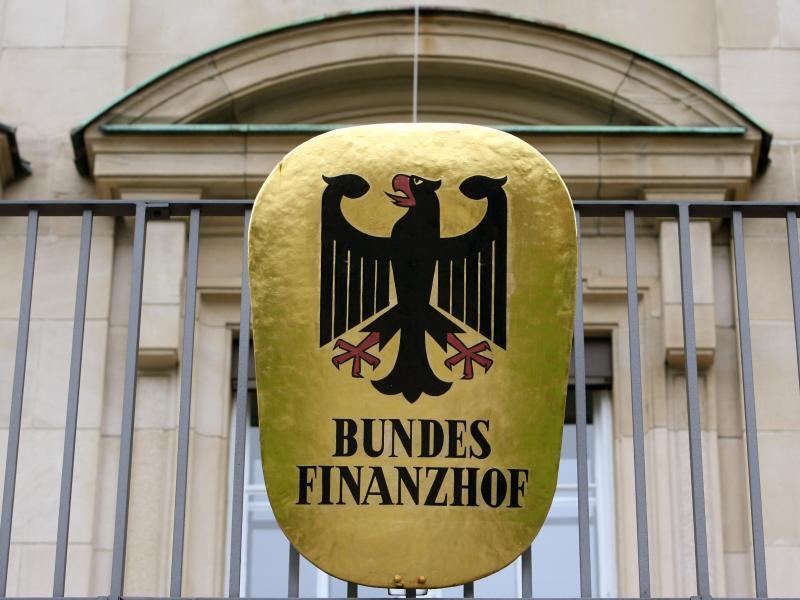 Bild zu Urteil des Bundesfinanzhofs