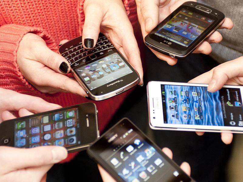 Bild zu Gefahr für Handy-Nutzer