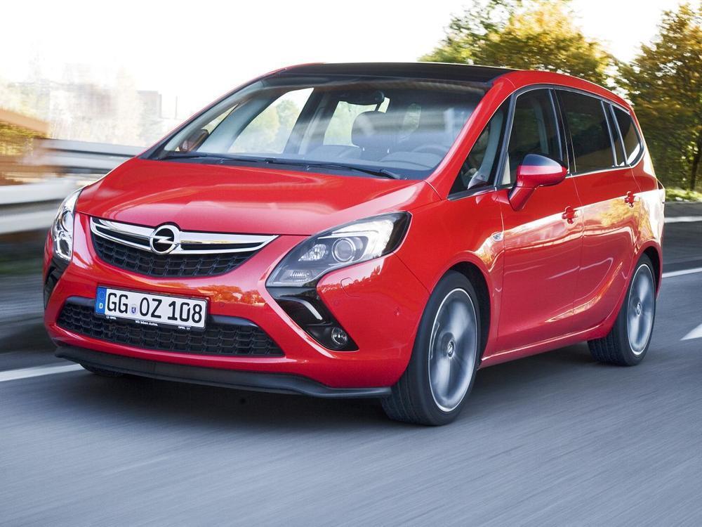 Bild zu Platz 15: Opel Zafira 1.6 CDTi