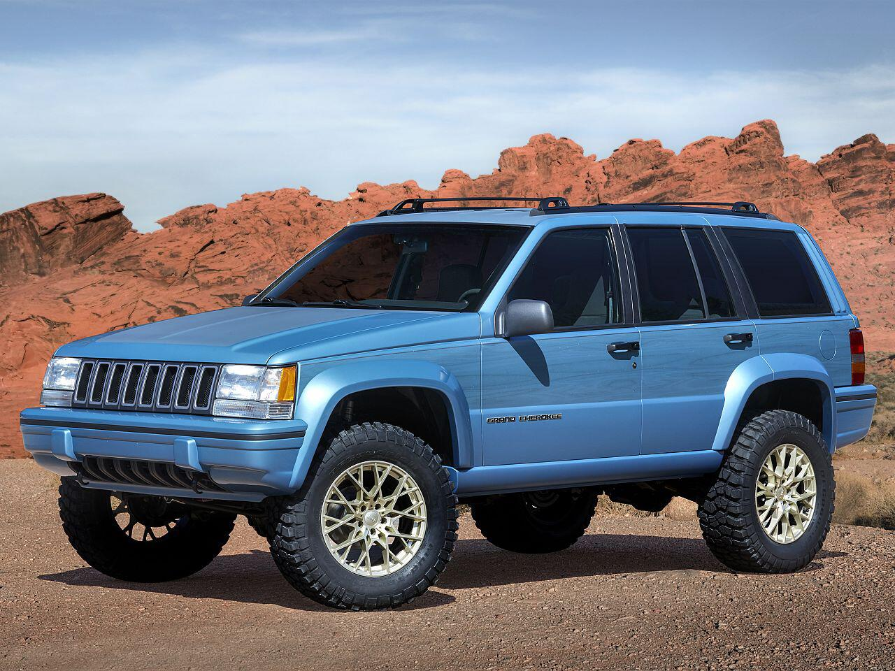 Bild zu 2017 Jeep Grand One